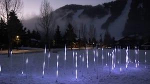 Public Art Lights the Holidays