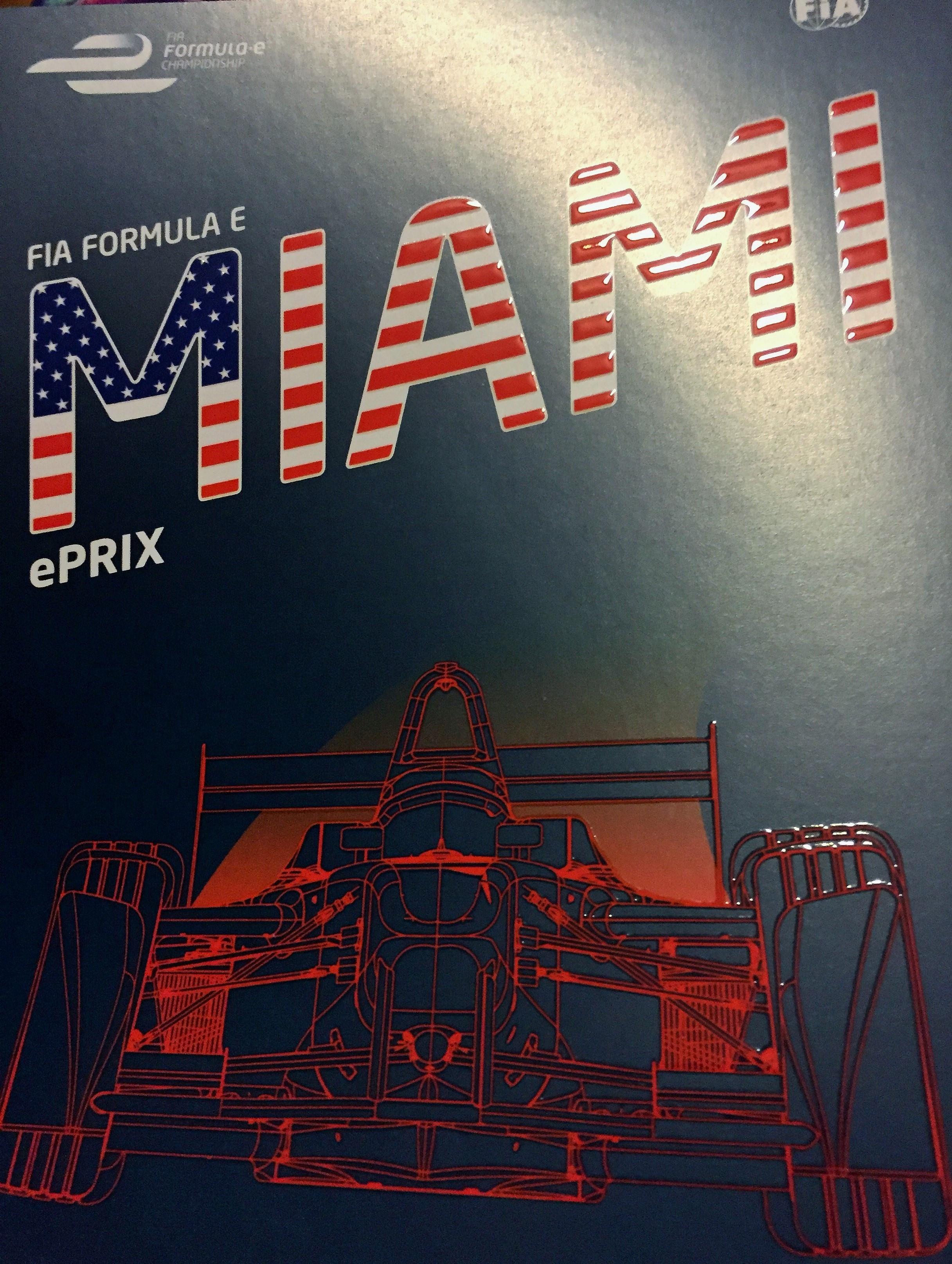 Miami FIA Formula E
