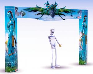 Avatar Display