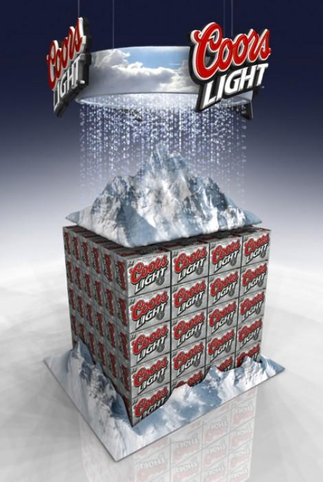Snow-Mountain-Display