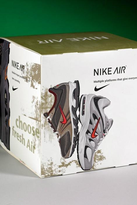 Nike Air packaging