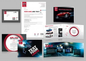 Automotive Direct Mail Campaign