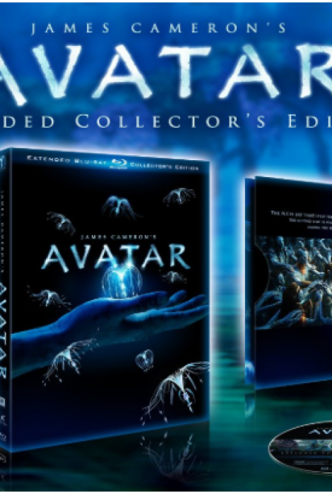 Avatar Retail Packaging