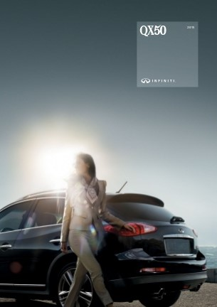 Automotive Brochure/Infiniti/CA