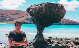 Manuel Gibran en La Paz Baja California Sur