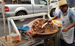 carnitas estilo Michoacan en Quiroga
