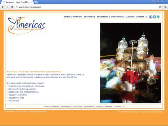 Americas.co.uk London