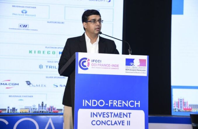 Indo French Investment Conclave