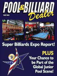 """Pool & Billiard Dealer"" FREE to Billiard Businesses"