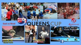 ASIA WINS East vs. West Queens Cup