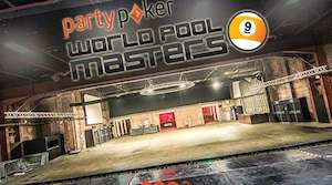 2015 PartyPoker World Pool Masters – August in UK