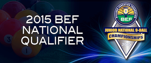 Last Chance Qualifier for 2015 Junior Nationals