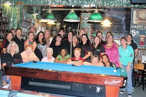 Viking Cues Ladies 8 Ball Regional Championship