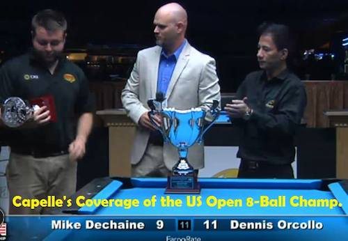 Dennis Orcollo Wins 2015 CSI – US Open 8-Ball Title