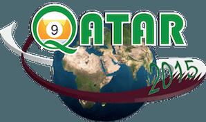 World 9-Ball Championships Sept. 7-18 in Doha, Qatar