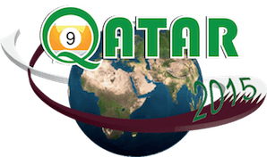 World 9-Ball Championships Sept. 7-18 in Doha, Qatar
