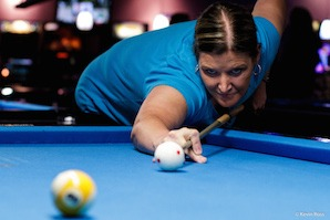 Dickerson Undefeated in Midwest Ladies Regional Tour