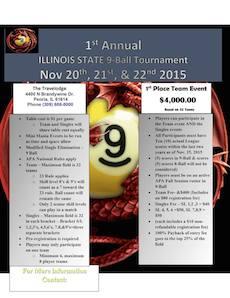 APA Illinois 9-Ball State Tournament