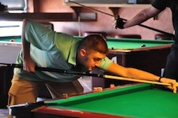 """Sky Woodward"" Nabs Omega Billiards Tour Title"