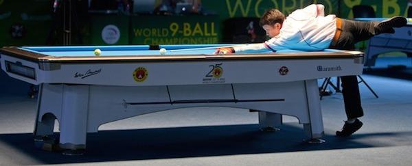 Results Day 2 – World 9-ball Championship in Doha, Qatar