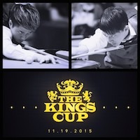 Asia Gets Ko and Ko in Pool's Kings Cup