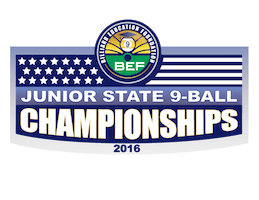 Premier Sponsors of Pool's 2016 Junior State Championship