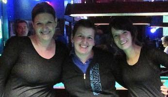 Pool's Winners at Midwest Ladies Regional on November 14