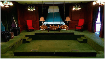 Gleasons's Home Billiard Room Designed by Willie Mosconi – FOR SALE