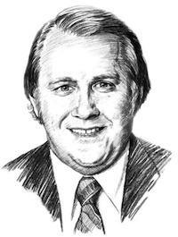 "Pool-Billiard's Steve ""The Miz"" Mizerak in BCA Hall of Fame, 1978"