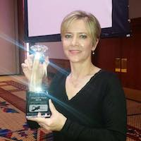 Pool's WPBA 2016 Hall of Fame Player, Allison Fisher