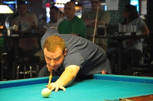 Stevie Collins Snags His First Omega Billiards Tour Title