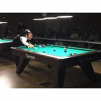 Rocket Wins Pool's Andy Cloth Wyoming Open Title