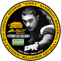 Pool's Ginky Memorial Results: Zion Zvi in Pro Event & Tony Lang in Amateur