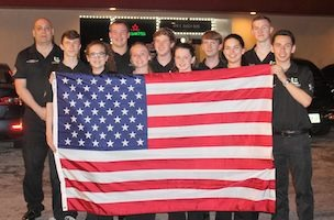 Pool's 2016 US Atlantic Challenge Cup Starting Players