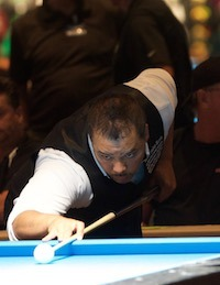 HOF Inductee Morris in Hot Seat at pool's US Open 10-Ball