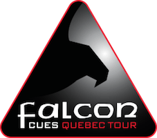 """Pool's New """"Falcon Cues Quebec Tour"""" Starts August 20"""