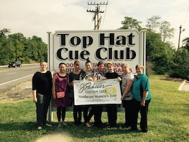 Pool's JPNEWT Results at Top Hat Cue Club