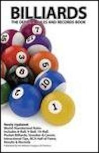 NEW World-Standardized Rule Book for Pool-Billiards