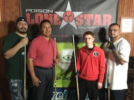 Watson & Chau Win Poison Lone Star Tour