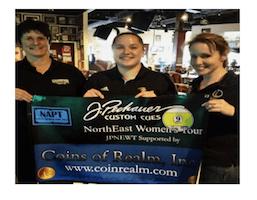 Corr Wins J Pechauer NE Women's Stop #4