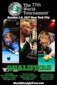 BottleDeck.net World 14.1 Qualifiers Announced