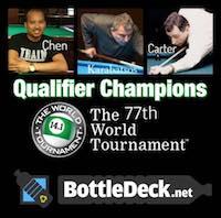 Winners NYC & Chicago World Tournament Qualifiers
