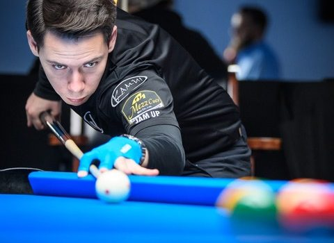 Aramith 9-Ball Players Championship's First Day