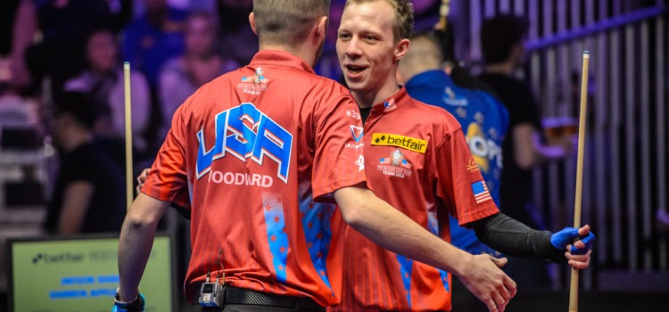 Mosconi Cup USA Squad Named