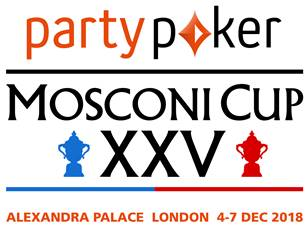 2018 partypoker Mosconi Cup – APA is Team USA main sponsor
