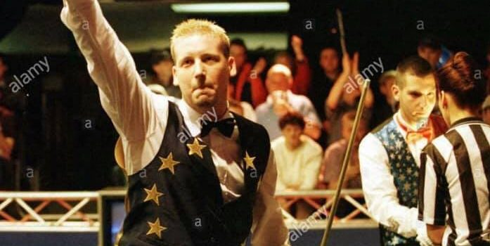 Former European Mosconi Cup Player Steve Knight passed away age 46