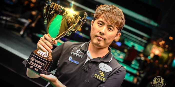 Kevin Cheng – The WPA Players Champion