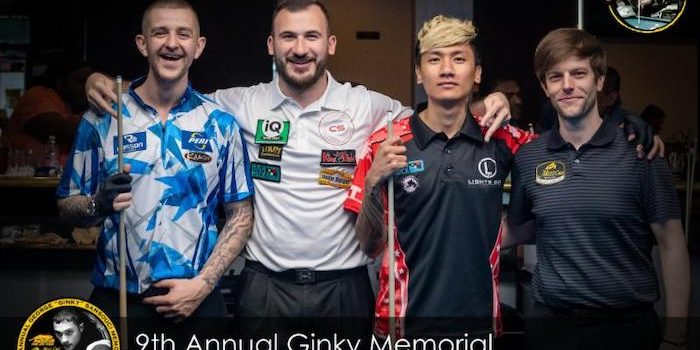 """Results – George """"Ginky"""" SanSouci Memorial"""
