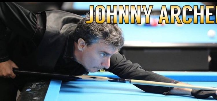 Johnny Archer's 14th Consecutive World 14.1 Appearance