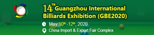 14th Guangzhou Billiards Exhibition (GBE 2020)